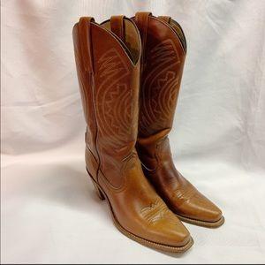 Frye Womens Cowboy Western Boots